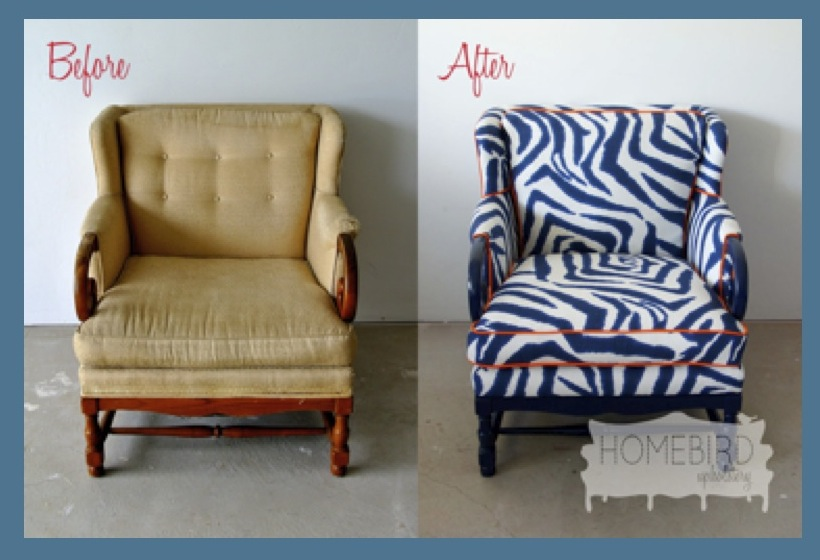 Reupholstery newsletter micro